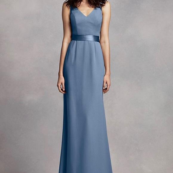 90319a88c9 David s Bridal Vera Wang Bridesmaid Dress. M 5b12c7f68ad2f9e4f7098bd3